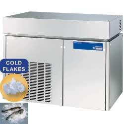 Ismaskin för utlägg av fisk