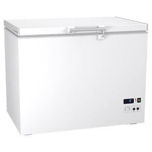 Frysbox, 407 Liter med fast lock