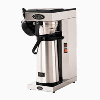 Kaffebryggare & Termos, PTH-S1, COFFEQUEEN