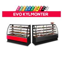 Kylmonter, EVO120V, TECNODOM